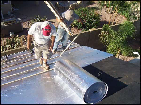 Radiant Barriers And Insulation Sacramento Roofing Company