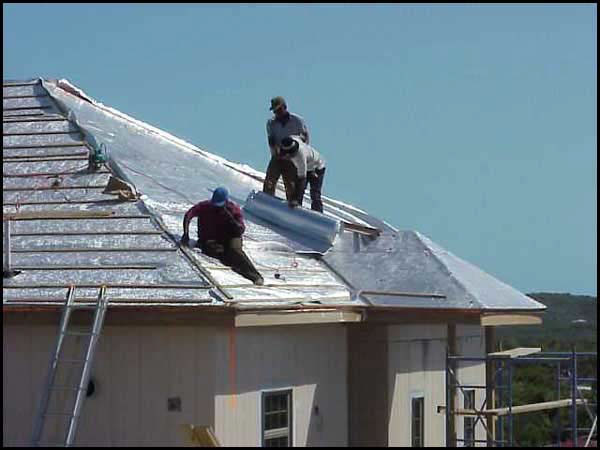 Radiant Barriers And Insulation Sacramento Roofing Contractor