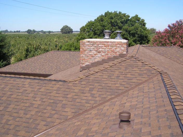Certainteed Landmark Burnt Sienna Sacramento Roofing