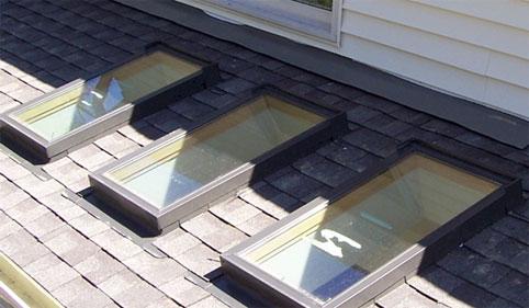 Skylight Repair Sacramento Roofing Contractor