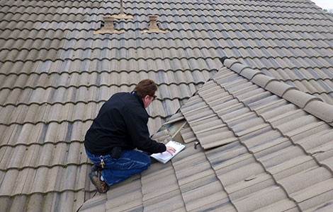 Superior Tile Roof Inspection